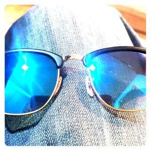 Foldable ray ban sunglasses